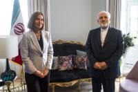 Visit by Federica Mogherini, Vice-President of the EC, to Norway