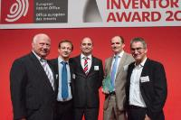 European Inventor 2017 award ceremony