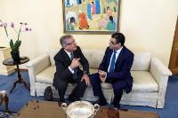 Visit by Karmenu Vella, Member of the EC, to Cyprus