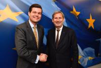 Visit of Wess Mitchell, US Assistant Secretary of State for European and Eurasian Affairs, to the EC