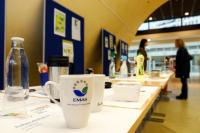 EMAS waste reduction campaign, at the EC