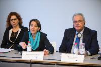 Participation de Neven Mimica, membre de la CE, au lancement du projet 'Bridging the Gap'