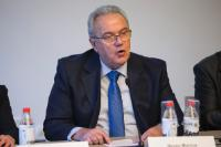 Participation of Neven Mimica, Member of the EC, at the launch of the project 'Bridging the Gap'