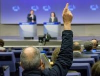 Press conference by Vĕra Jourová, Member of the EC