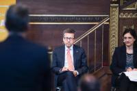Visit of Carlos Moedas, Member of the EC, to Denmark