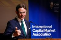Participation de Jyrki Katainen, vice-président de la CE, à la conférence de l'Association internationale des marchés de capitaux, Asset Management and Investors Council