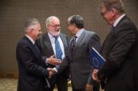 Visit by Miguel Arias Cañete, Member of the EC, to Egypt