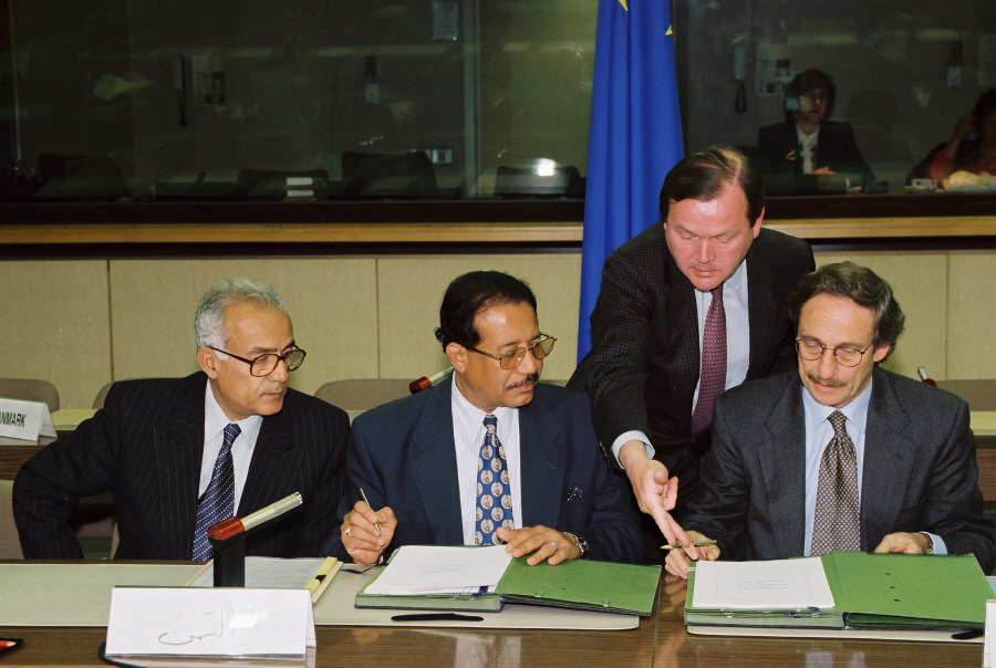 Signing of a new EU-Yemen cooperation agreement