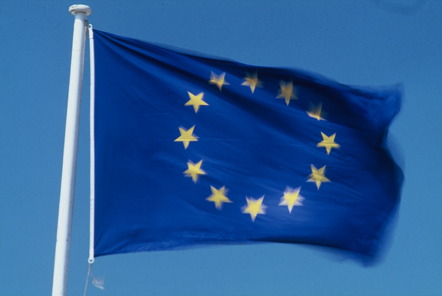European flag © EU