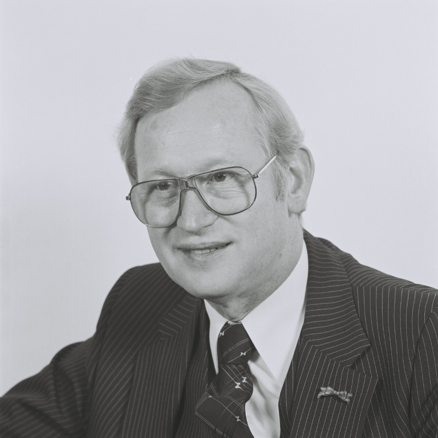 Frans Andriessen, Member designate of the CEC