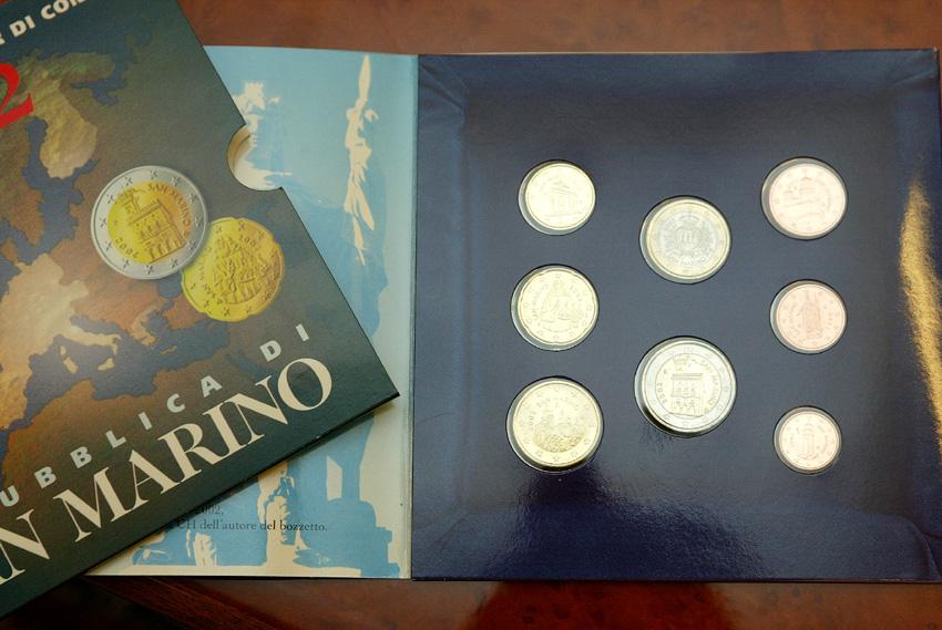 San Marino eurokit