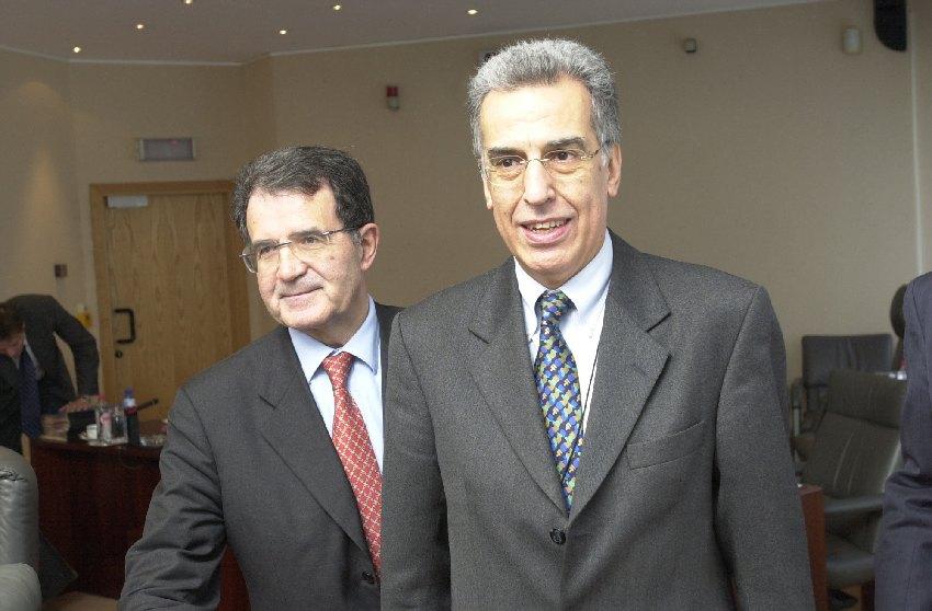 Visit of P. Nikiforos Diamandouros, European Ombudsman, to the EC
