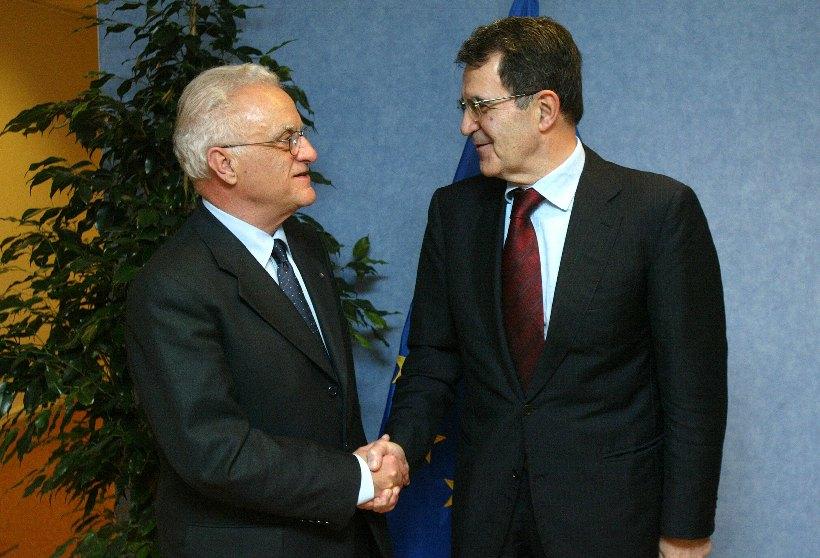 Visit of Edward Fenech Adami, Maltese Prime Minister, to the EC