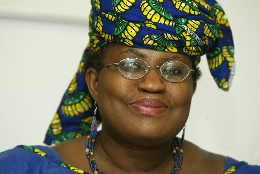 Visit of Ngozi Okonjo-Iweala, Nigerian Minister for Finance, to the EC