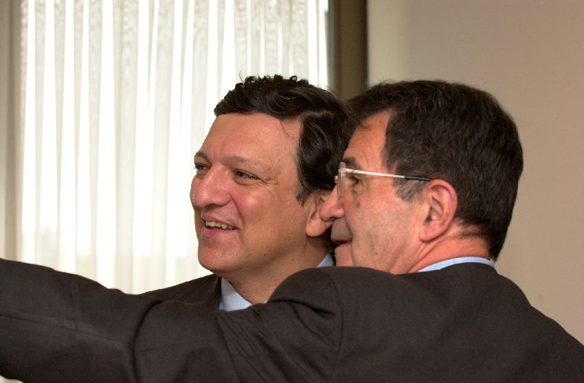 Visit of José Manuel Barroso, Portuguese Prime Minister and President designateof the EC, to the EC