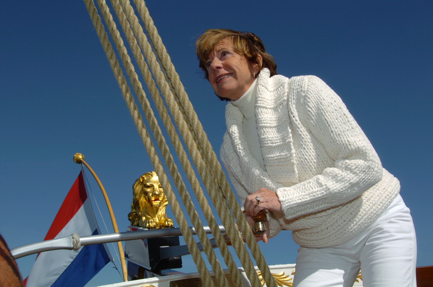 Neelie Kroes, Member of the EC