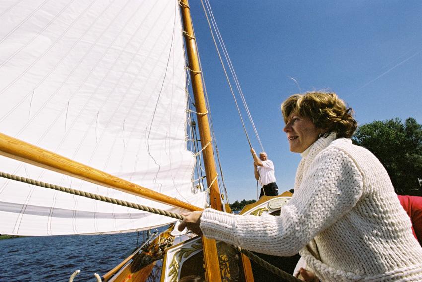 Neelie Kroes, membre de la CE