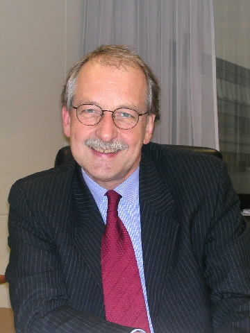 Matthias Ruete, Director General at the EC