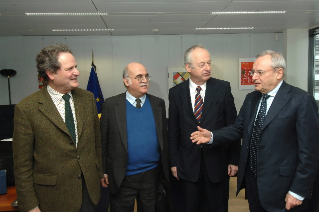 Visit by a delegation of the  International Tribunal of the Law of the Sea to the EC