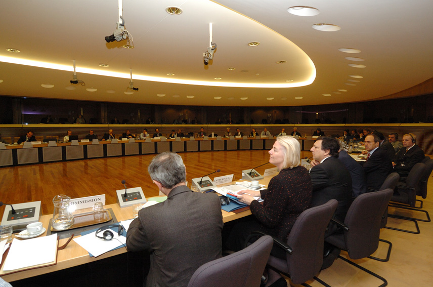 Meeting of the national coordinators of the Lisabon strategy