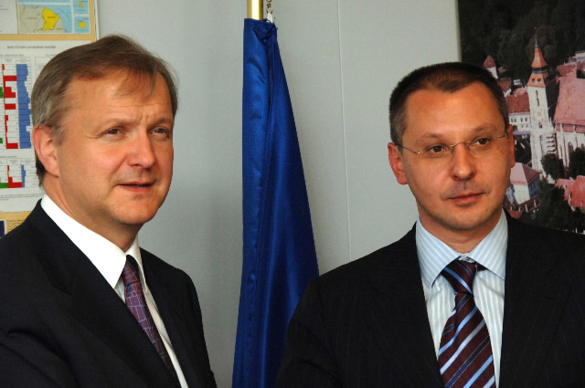 Visit by Sergei Stanishev, Bulgarian Prime Minister, to the EC