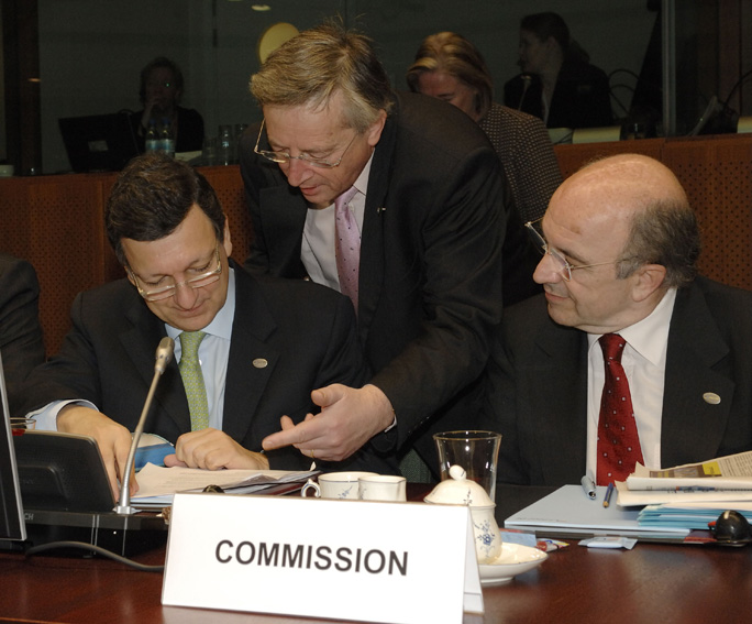 Brussels European Council, 08-09/03/07