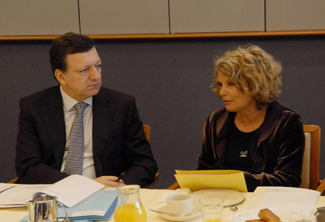 Meeting between the EC and Members of the EP's Committee on Women's Rights and Gender Equality