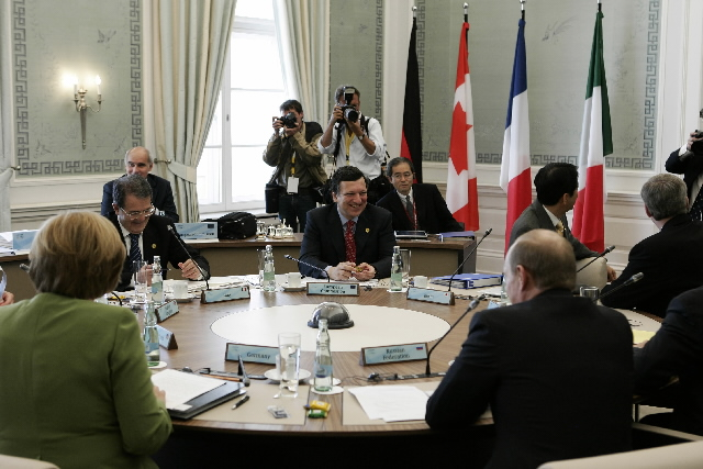 G8 Summit in Heiligendamm