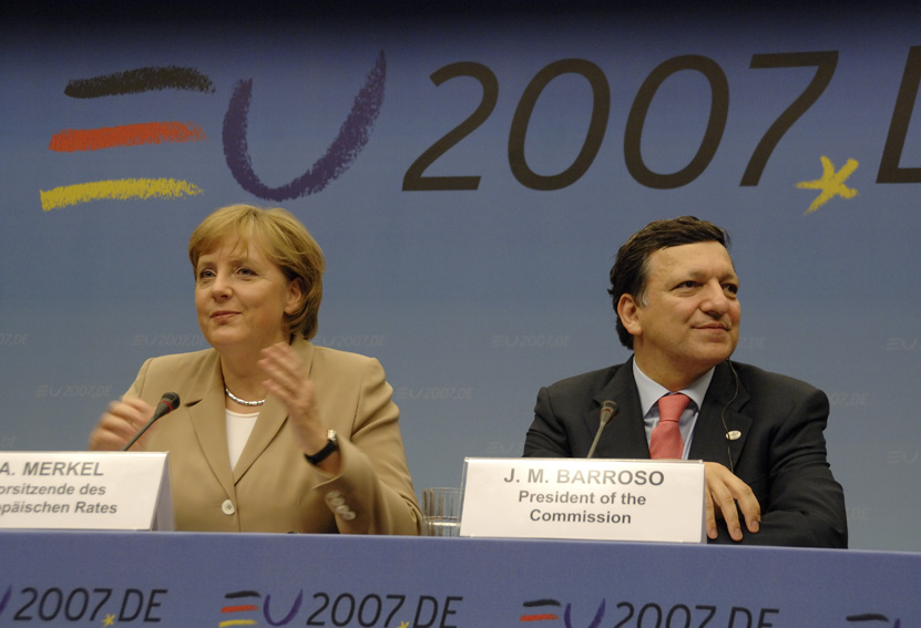 European Council - Brussels 2007/06