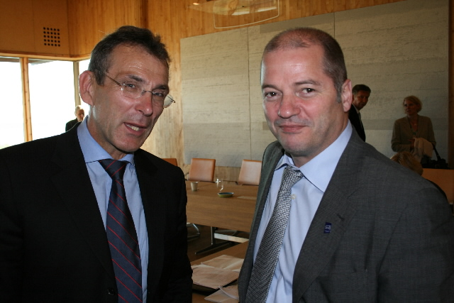 Visit by Andris Piebalgs, Member of the EC in charge of Energy, to Norway