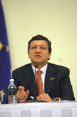 Participation of José Manuel Barroso in the EU/ASEAN Summit