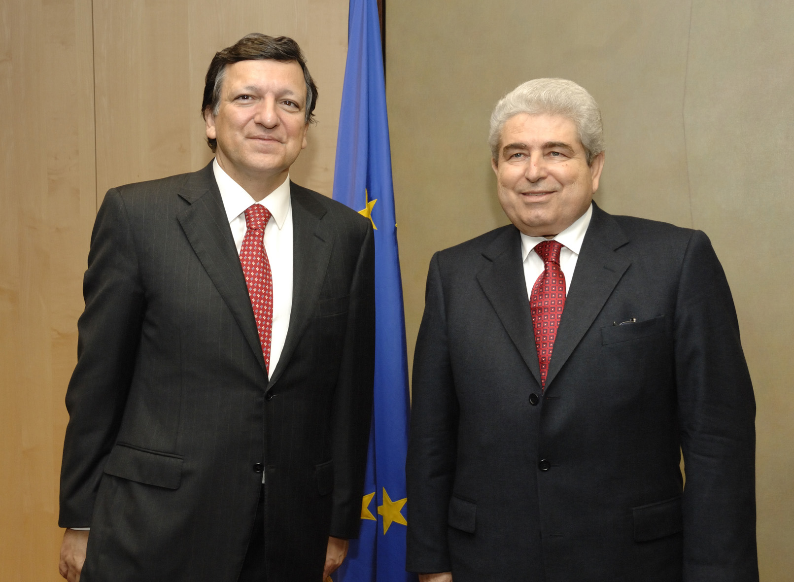 Visit by Demetris Christofias, President of the House of Representatives of Cyprus, to the EC