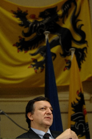 Speech by José Manuel Barroso at the University of Ghent