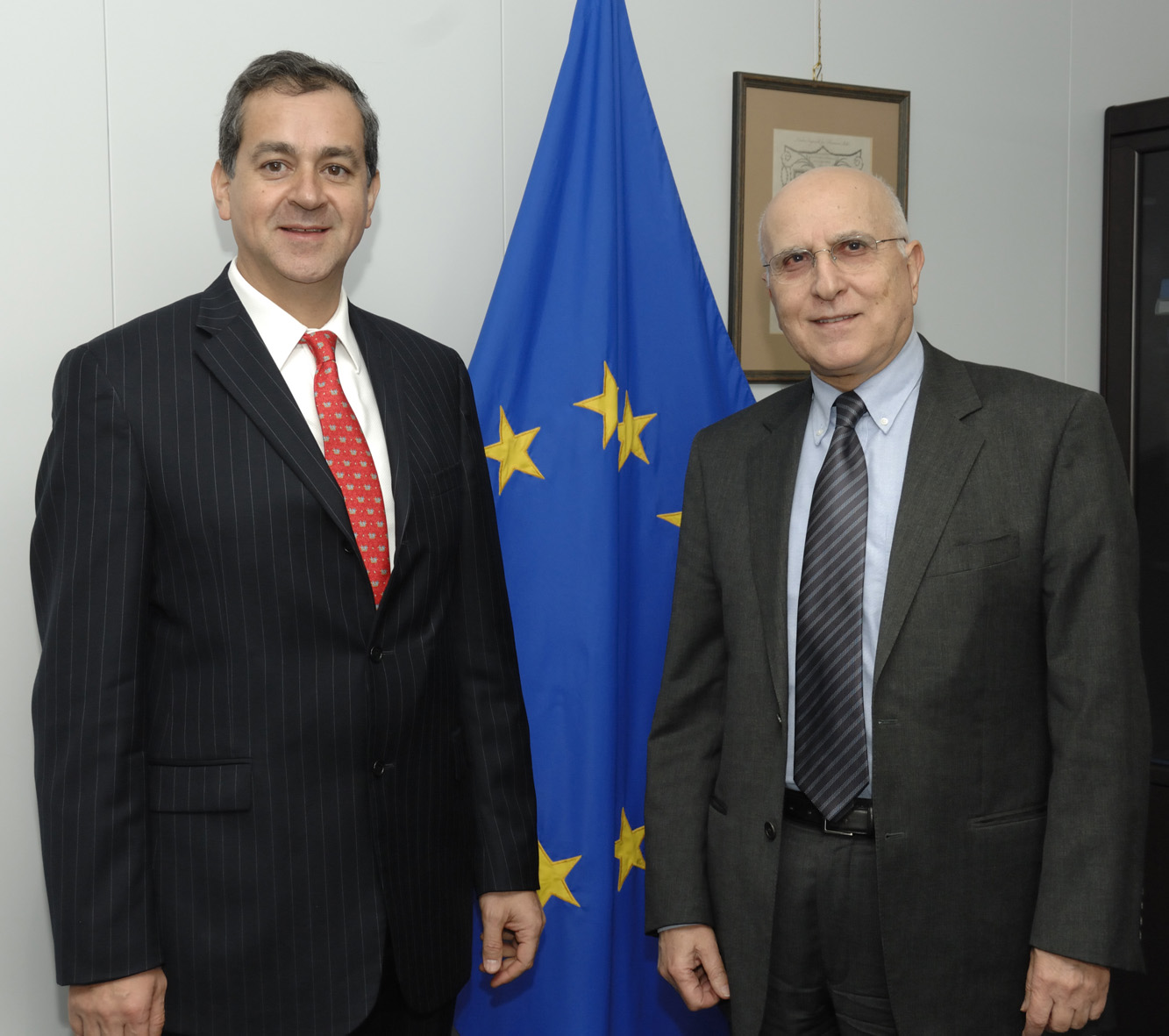Visit by Juan Rafael Elvira Quesada, Mexican Secretary for Environment and Natural Resources, to the EC