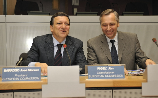 Participation of José Manuel Barroso, President of the EC, and Ján Figel', Member of the EC, in a special event dedicated to the EIT