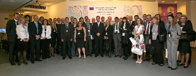 Opening of the negociations on a treaty establishing a Transport Community with the Western Balkans