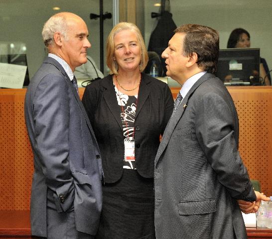 Conseil européen extraordinaire de Bruxelles sur la Géorgie, 01/09/2008
