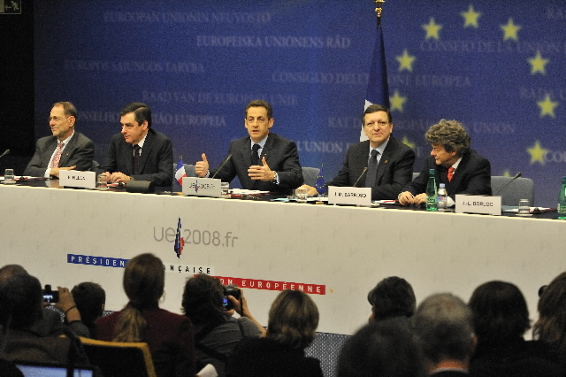 European Council - Brussels, 11-12/12/2008