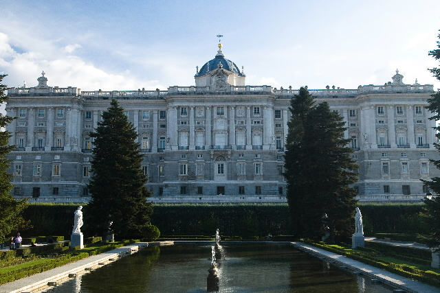 The capitals of the EU: Madrid