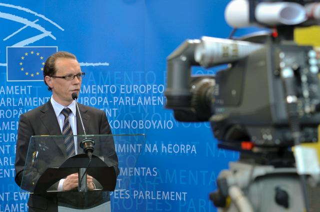 Audition d'Algirdas Šemeta, membre désigné de la CE, au PE