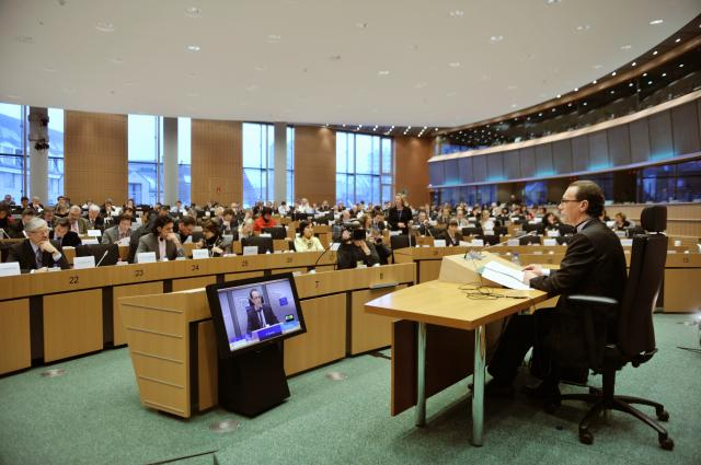 Hearing of Algirdas Šemeta, Member designate of the EC, at the EP