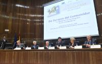 Participation of Viviane Reding and John Dalli, Members of the EC, at the European Consumer Day