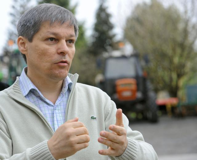 Visit of Dacian Cioloş Member of the EC, to the