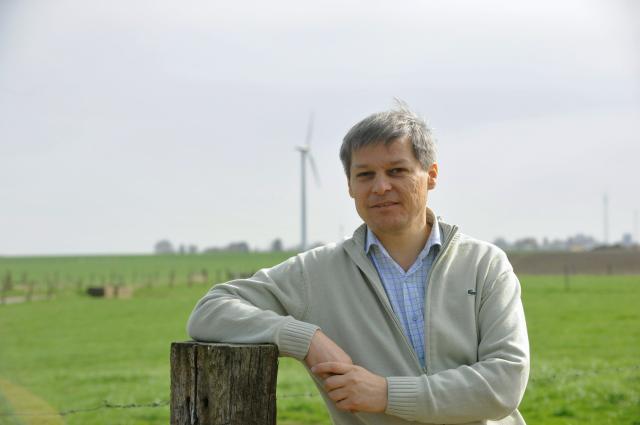 Visit of Dacian Cioloş Member of the EC, to the