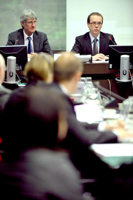 Participation of Algirdas Šemeta, Member of the EC, at the Auditnet meeting
