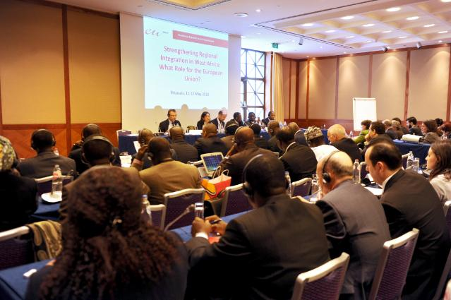 Participation of Andris Piebalgs, Member of the EC, at the seminar  Strengthening Regional Integration in West Africa: What Role for the European Union?