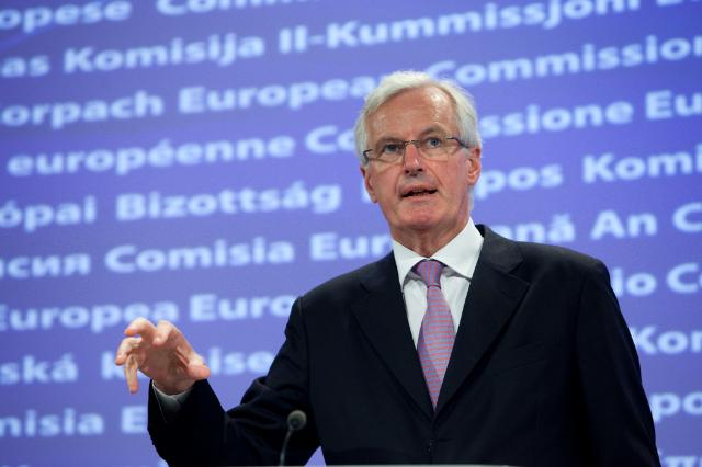 Press Conference by Michel Barnier, Member of the EC, on translation arrangements for future EU Patent