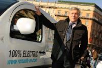 Participation d'Antonio Tajani, vice-président de la CE, au Forum MobilityTech, à Milan