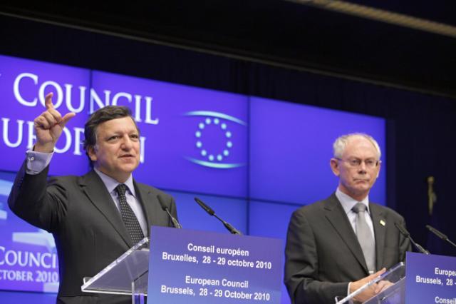 Conseil européen de Bruxelles, 28-29/10/2010
