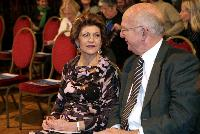 Participation of Androulla Vassiliou, Member of the EC, at the EU Baroque Orchestra's special performance to celebrate its 25th anniversary